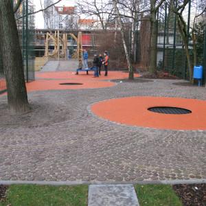 Spielplatz Waldstraße