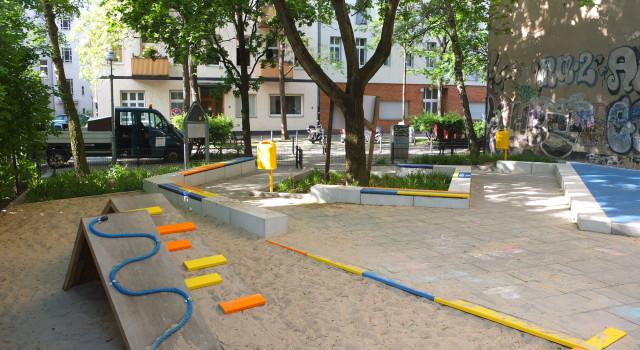 Spielplatz Waldenserstraße