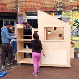 Wir bauen ein Spielmobil - in der Spandauer Neustadt