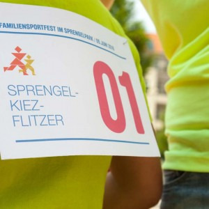 Familiensportfest im Sprengelpark // Sonntag, den 05. Juni 2016