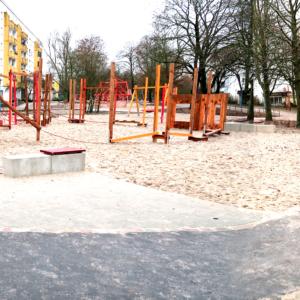 Umgestaltung Boulevard Kastanienallee